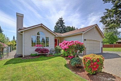 Edmonds Single Family Home For Sale: 8304 218th St SW