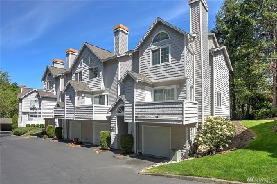 Issaquah Condo/Townhouse For Sale: 601 12th Ave NW #C3