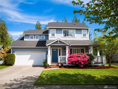 Lynden Single Family Home Contingent: 1932 Eastwood Wy