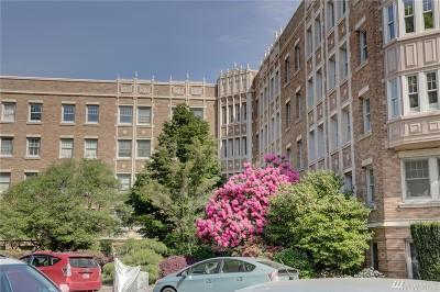 Seattle Condo/Townhouse For Sale: 5810 Cowen Place NE #402