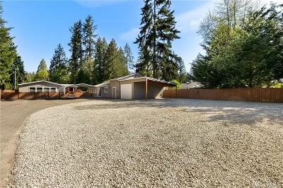 Covington Single Family Home For Sale: 19844 SE 272nd St