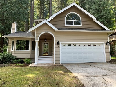 Whatcom County Single Family Home Pending Inspection: 70 Lake Louise Dr