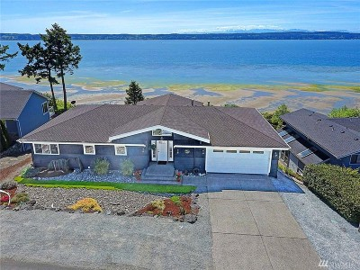 Camano Island Single Family Home For Sale: 3466 Timothy Way
