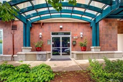 Bellevue Condo/Townhouse For Sale: 11004 NE 11th St #201