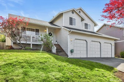 Lake Stevens Single Family Home For Sale: 9612 6th St SE
