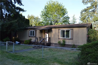 Auburn Single Family Home For Sale: 34522 52nd Ave S