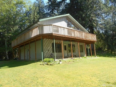 Glacier Single Family Home For Sale: 9308 Cornell Creek Rd