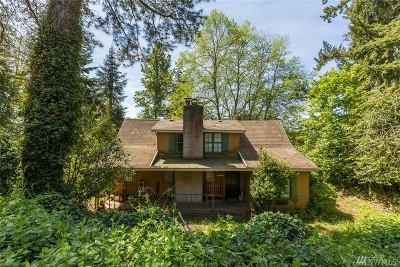 Edgewood Single Family Home For Sale: 5402 Monta Vista Dr E