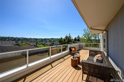 Seattle Condo/Townhouse Sold: 3658 Dayton Ave N #304