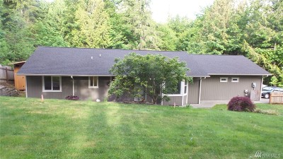 Mason County Single Family Home For Sale: 41 E Katydid Ct