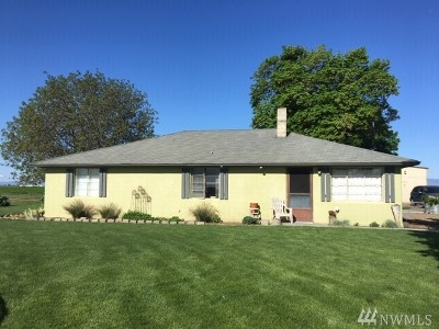 Quincy Single Family Home For Sale: 6686 Road P NW