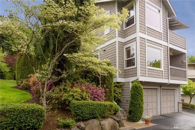 Kirkland Condo/Townhouse For Sale: 11327 Ohde Cir