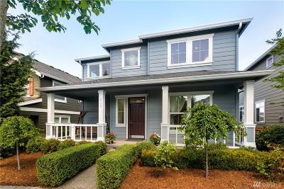 Issaquah Single Family Home For Sale: 2930 NE Magnolia St