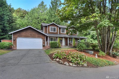 Bainbridge Island Single Family Home For Sale: 7077 NE Bay Hill Rd
