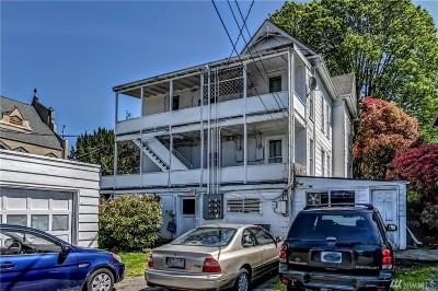 Bellingham Multi Family Home Sold: 1019 N Garden