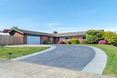 Tacoma Single Family Home For Sale: 1616 S Geiger St