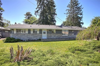 Kent Single Family Home For Sale: 3617 S 249th St