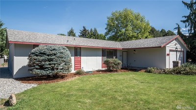 Wenatchee Single Family Home For Sale: 223 Pear Lane