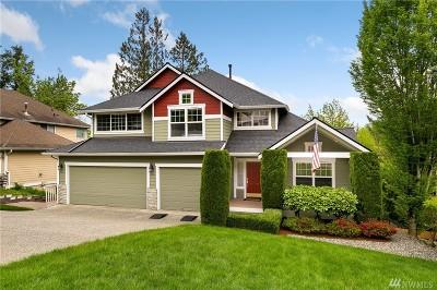 Redmond Single Family Home For Sale: 10214 186th Ct NE