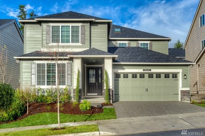Woodinville Single Family Home For Sale: 12405 NE 150th St #9