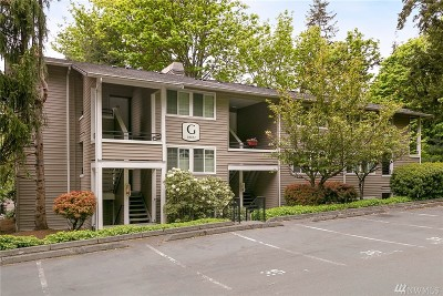 Kirkland Condo/Townhouse For Sale: 10022 NE 120th Lane #G302