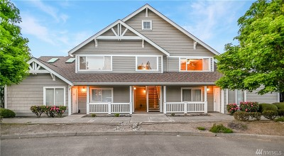 Lynden Condo/Townhouse Sold: 264 Maberry Dr #203