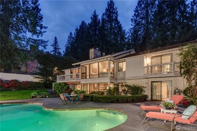 Sammamish Single Family Home For Sale: 3212 211th Ave NE