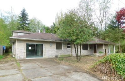 Tumwater Single Family Home For Sale: 4901 Rainier Ave SE