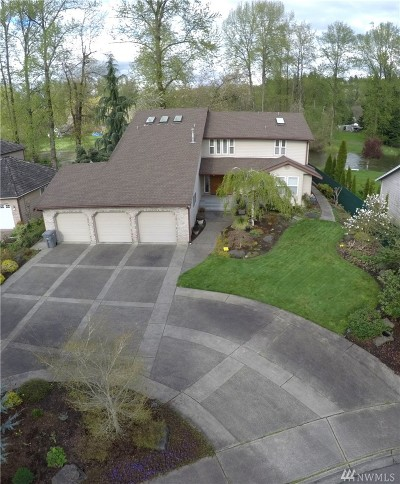 Auburn Single Family Home For Sale: 928 Pike Place NE