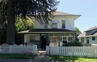 Olympia Multi Family Home For Sale: 1123 4th Ave E
