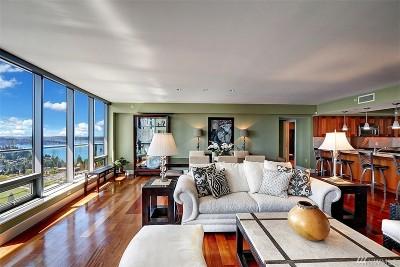 Bellevue Condo/Townhouse For Sale: 650 Bellevue Wy NE #2903
