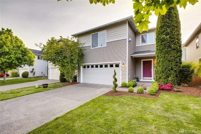 Sammamish Single Family Home For Sale: 2015 250th Place SE