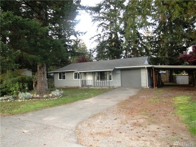 Port Orchard Single Family Home Pending Inspection: 11405 Denny Ave SW