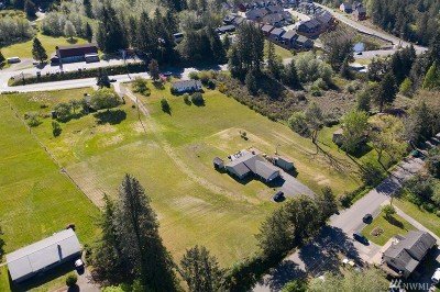 Silverdale Single Family Home Pending Inspection: 11700 Schold Rd NW