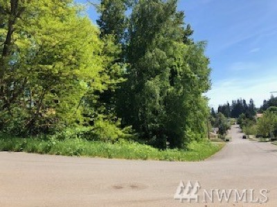 Olympia Residential Lots & Land For Sale: G St SW