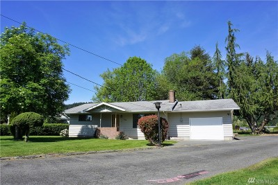 Sumner Single Family Home For Sale: 5607 Parker Rd E