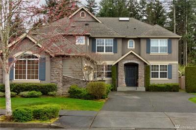 Redmond Single Family Home For Sale: 10929 Elliston Wy NE
