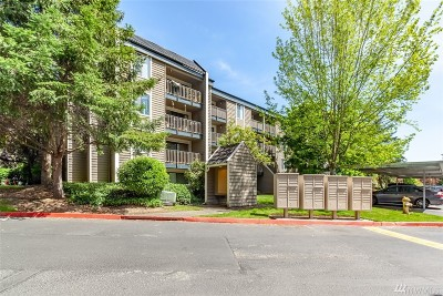 Renton Condo/Townhouse For Sale: 611 SW 5th Ct #A301