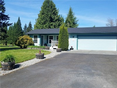 Chehalis Single Family Home For Sale: 1311 Airport Wy