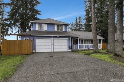 Covington Single Family Home For Sale: 19118 SE 271st Ct