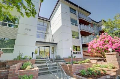 Seattle Condo/Townhouse Sold: 10501 8th Ave NE #315