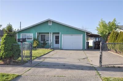 Tacoma Single Family Home For Sale: 1017 E 63 St