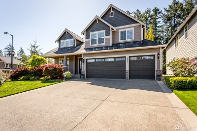 Lacey Single Family Home For Sale: 3803 Cameron Dr NE