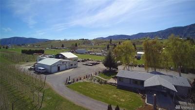 Manson Single Family Home For Sale: 202 Barkley Rd