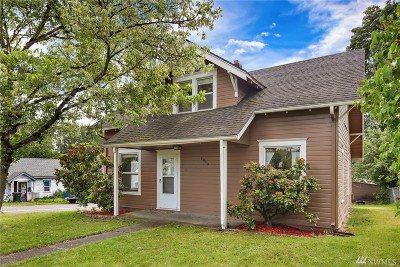 Ferndale Single Family Home Pending BU Requested: 1949 Somerset St