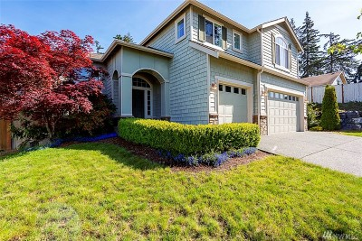 Lynnwood Single Family Home For Sale: 6417 186th St SW
