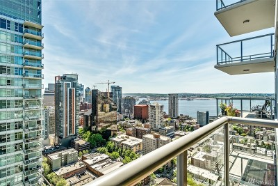 Condo/Townhouse For Sale: 583 Battery St #3407N