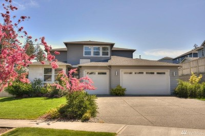 Thurston County Single Family Home For Sale: 9325 Mulligan Ct NE
