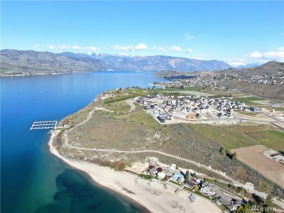 Chelan County, Douglas County Residential Lots & Land For Sale: Nna Spader Bay