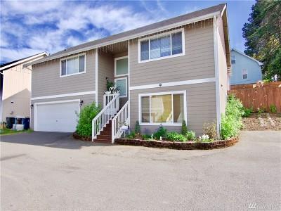 Tacoma Single Family Home For Sale: 4037 E I St